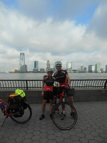 De Nueva York a Minneapolis en bicicleta con alforjas: video resumen del viaje