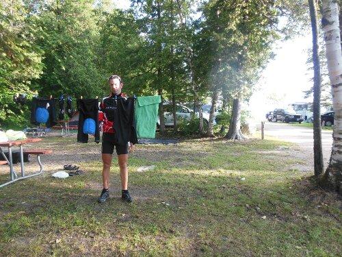 Dia 26 – Machinaw city – Hog Island State Campground