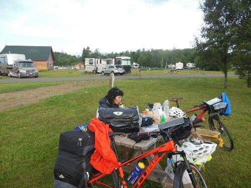 Dia 32 – Ishpeming – Baraga (Baraga Lakeside Inn)- UP – Michigan