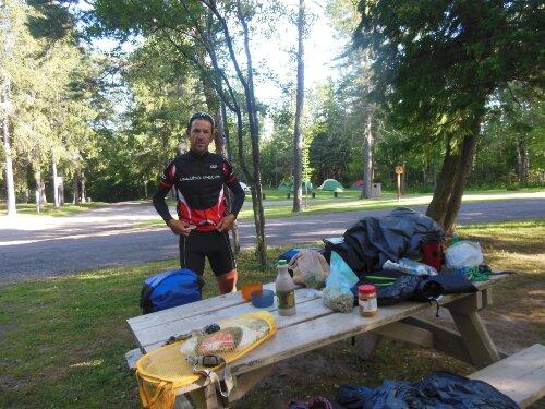 Dia 40 – Ashland – Mellen (Copper Falls State Park) – Wisconsin
