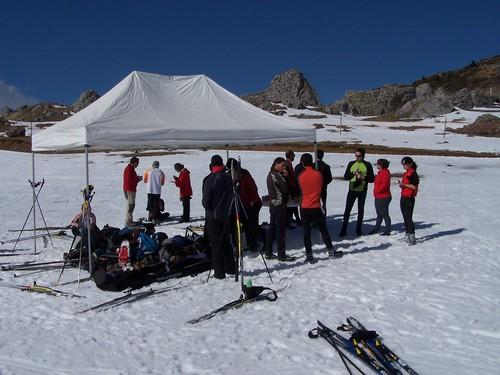 Curso de esquí de fondo clásico y patinador en Candanchu con Nordic Camp