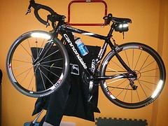 Vuelta en bicicleta, a dejar un paquete a Kisale y Deba y vuelta