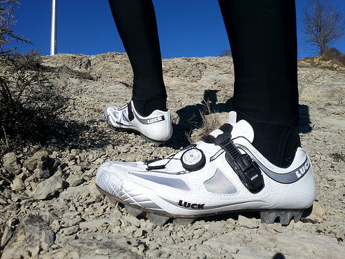 Zapatillas de ciclismo a medida Luck Spider 3.0, review