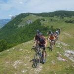 Mountain bike en Urbasa con Morkaiko. Fin de semana