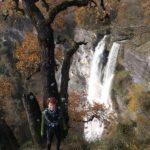 Turismo por Alava: Pantano de Landa y cascada de Gujuli