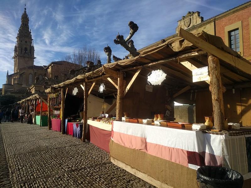 Santo Domingo de la Calzada y su Mercado Medieval