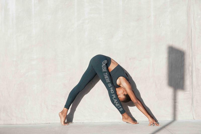 Ecoalf: Colección ropa de Yoga o Pilates sostenible