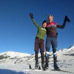 Ropa de esquí de fondo de Maloja, cada vez más