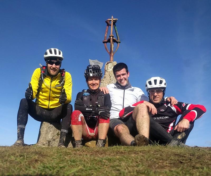Domingo: Vuelta MTB desde Elgoibar