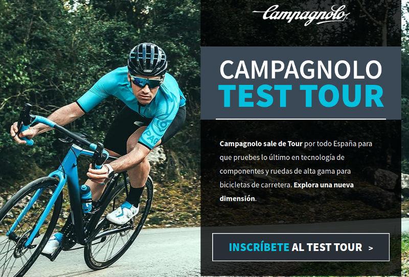 Campagnolo Test Tour 2020