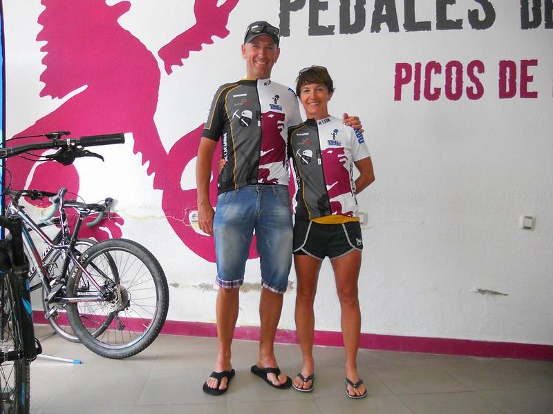 Pedales de León y Pedales de las Minas en una semana de vacaciones en mountain bike