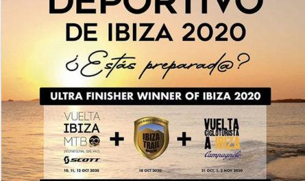 Ultra Finisher Winner of Ibiza 2020