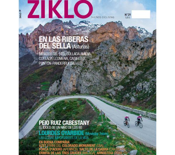Revista de cicloturismo Ziklo: sueños ciclistas
