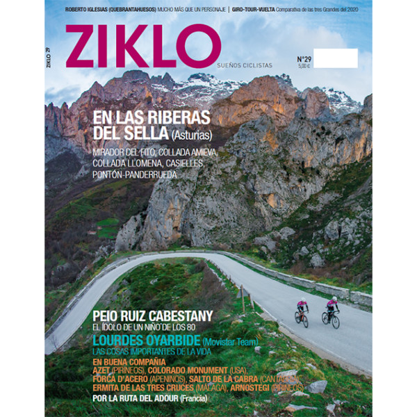 revista cicloturista ziklo