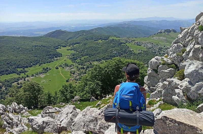 Fin de semana en el monte: Zegama-Urbia-Zegama