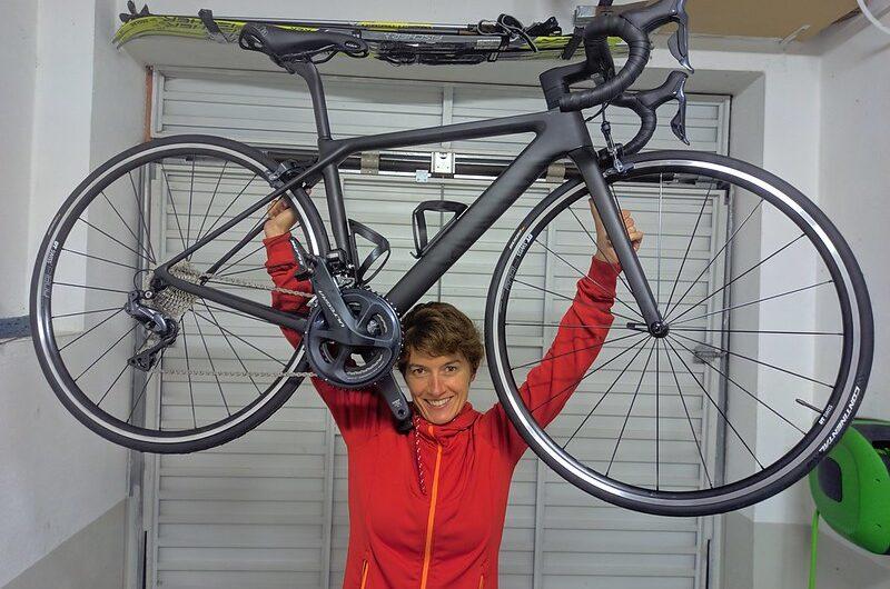 Canyon Ultimate CF SL 8.0 Di2 . Mi nueva bicicleta de carretera