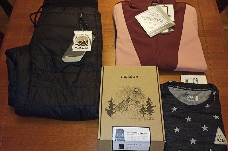 Maloja Laya: colección ropa deportiva invierno 2020/2021