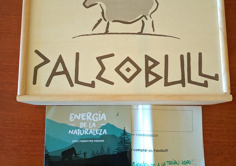 Barritas energéticas naturales Paleobull
