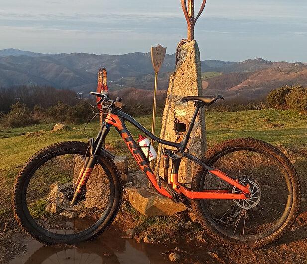 Bicicleta Trek fuel Ex 9.8 GX 2021 . Mi nueva bicicleta de monte