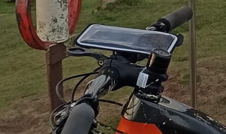Soporte magnetico bicicleta Shapeheart