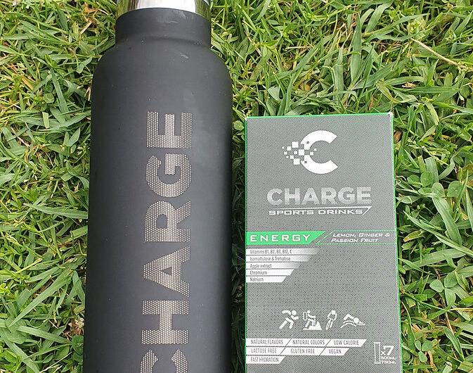 Charge Sports Drink: Bebida deportiva hipotónica 100% natural
